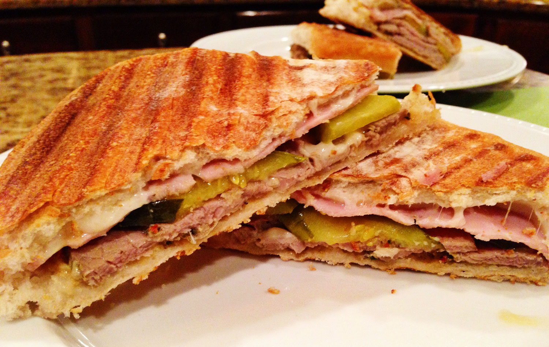 cuban sandwich hot pressed sandwich with a hot pressed cuban sandwich ...