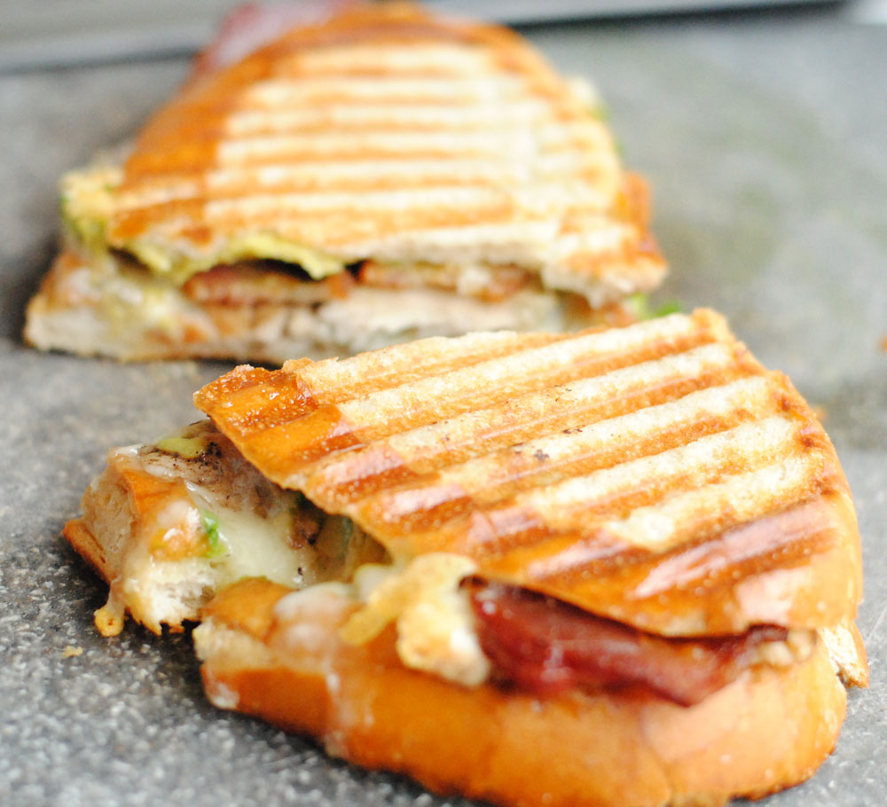 ... and bacon panini chicken bacon ranch panini is the chicken bacon ranch