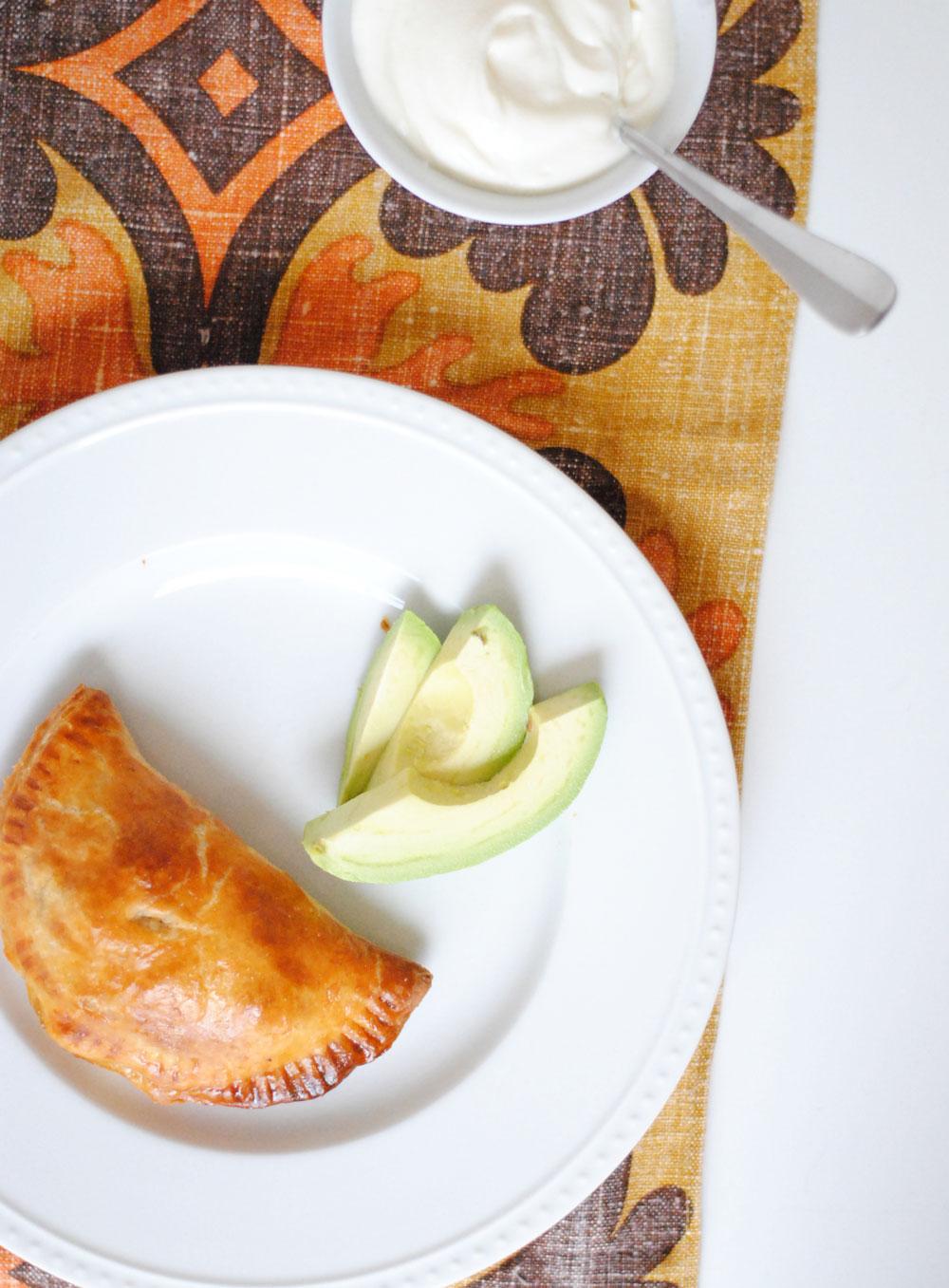 ... Empanadas with Slow Cooker Pork Carnitas Filling | Hottie Biscotti