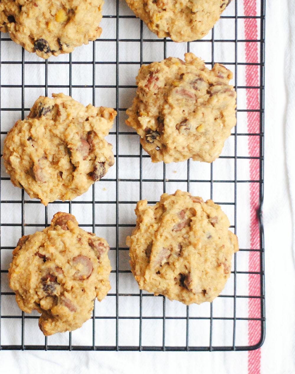 Chocolate Chip Chickpea Cookies | Hottie Biscotti