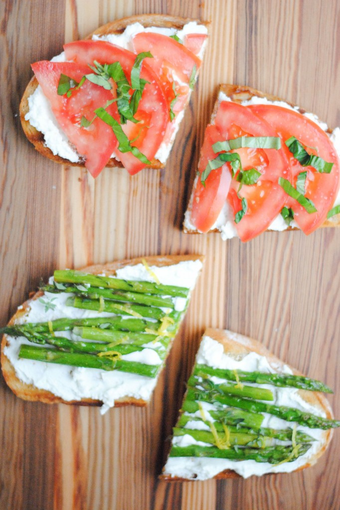 Ricotta Toasts-12